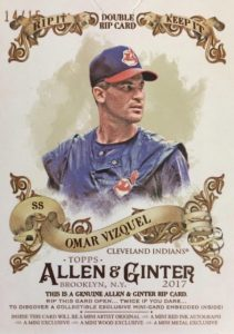 2017 Topps Allen & Ginter Baseball Cards 44