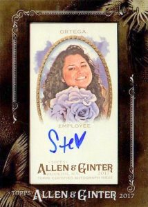 2017 Topps Allen & Ginter Baseball Cards 26