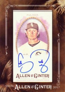 2017 Topps Allen & Ginter Baseball Cards 24