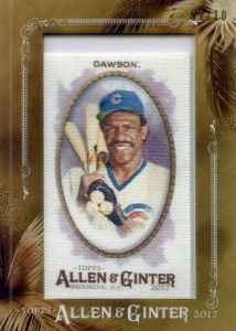 2017 Topps Allen & Ginter Baseball Cards 22