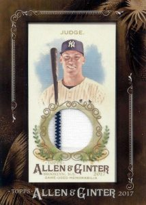 2017 Topps Allen & Ginter Baseball Cards 33