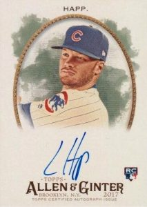 2017 Topps Allen & Ginter Baseball Cards 25
