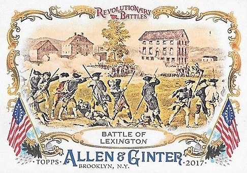 2017 Topps Allen & Ginter Baseball Cards 37