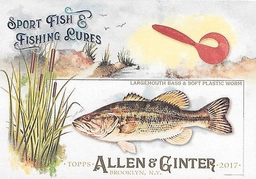 2017 Topps Allen & Ginter Baseball Cards 38