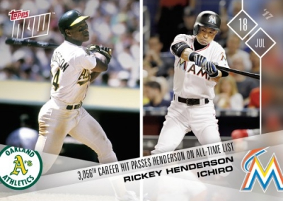 2017 Topps Now Baseball Cards 49