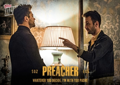 2017 Topps Now Preacher Season 2 Trading Cards 17
