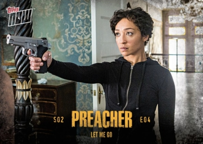 2017 Topps Now Preacher Season 2 Trading Cards 19