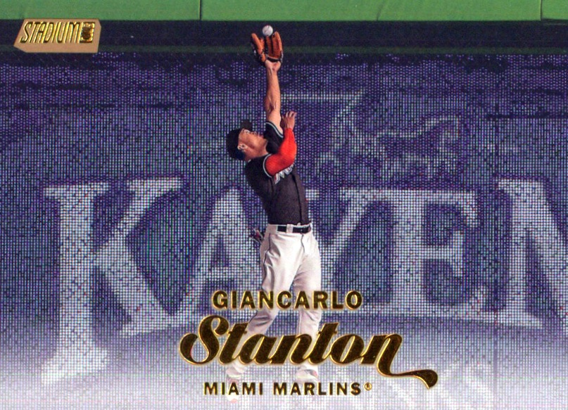 2017 Topps Stadium Club Baseball Variations Checklist and Gallery 97