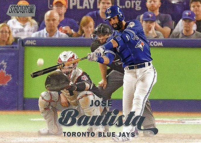2017 Topps Stadium Club Baseball Variations Checklist and Gallery 36