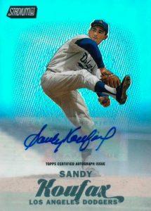 2017 Topps Stadium Club Baseball Cards 29