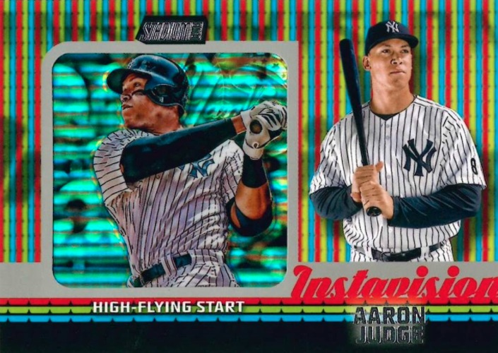 2017 Topps Stadium Club Baseball