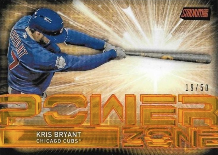 2017 Topps Stadium Club Baseball Cards 33
