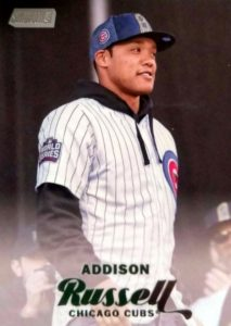 2017 Topps Stadium Club Baseball Variations Checklist and Gallery 74