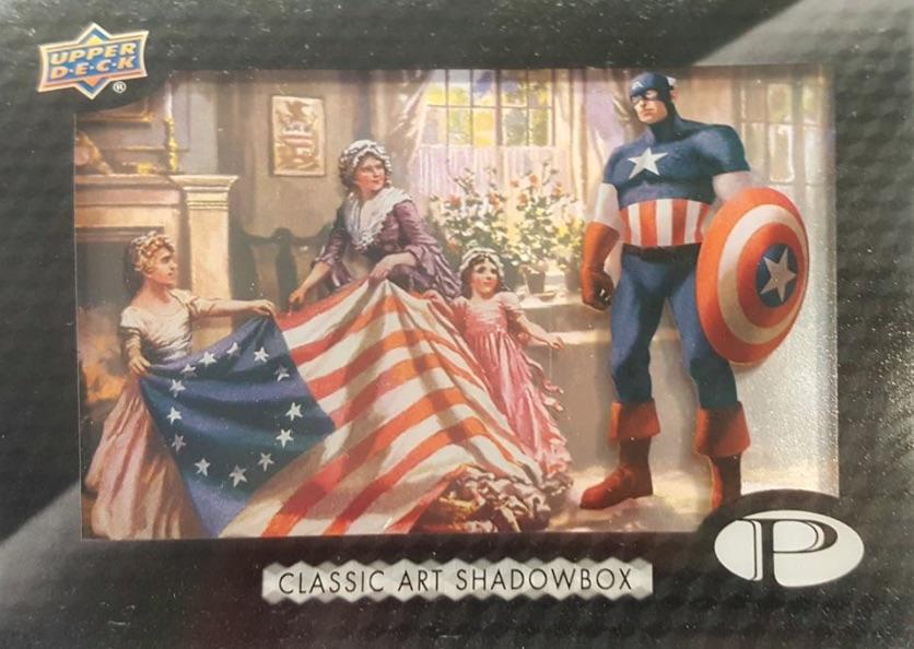 2017 Upper Deck Marvel Premier Trading Cards 24
