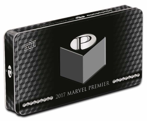 2017 Upper Deck Marvel Premier