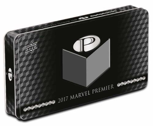 2017 Upper Deck Marvel Premier Trading Cards 3