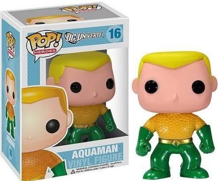 Ultimate Funko Pop Aquaman Figures Checklist and Gallery 1