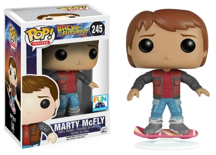Funko Pop Back to the Future Vinyl Figures 9