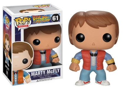 Funko Pop Back to the Future Vinyl Figures 5