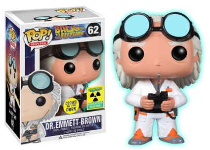 Funko Pop Back to the Future Vinyl Figures 7