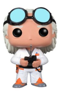 Funko Pop Back to the Future Vinyl Figures 2