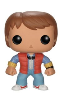 Funko Pop Back to the Future Vinyl Figures 1