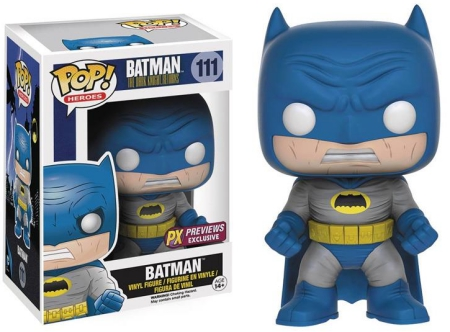 Funko Pop Batman Dark Knight Returns Vinyl Figures 24