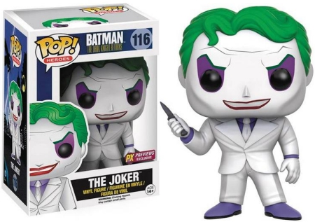 Funko Pop Batman Dark Knight Returns Vinyl Figures 29