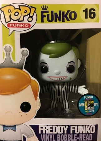 Funko Pop Beetlejuice Vinyl Figures 11