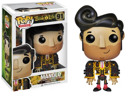Funko Pop Book of Life Vinyl Figures 21