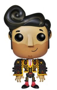 Funko Pop Book of Life Vinyl Figures 1