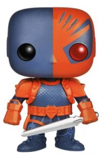 Ultimate Funko Pop Deathstroke Figures Checklist and Gallery 1