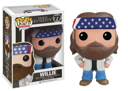Funko Pop Duck Dynasty Vinyl Figures 21