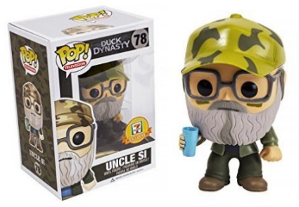 Funko Pop Duck Dynasty Vinyl Figures 23
