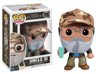 Funko Pop Duck Dynasty Vinyl Figures 22