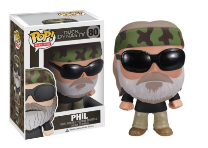Funko Pop Duck Dynasty Vinyl Figures 26