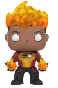 Ultimate Funko Pop Firestorm Figures Checklist and Gallery 2