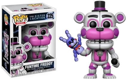Ultimate Funko Pop Five Nights at Freddy's Figures Checklist and Gallery 30