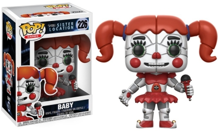 Ultimate Funko Pop Five Nights at Freddy's Figures Checklist and Gallery 32