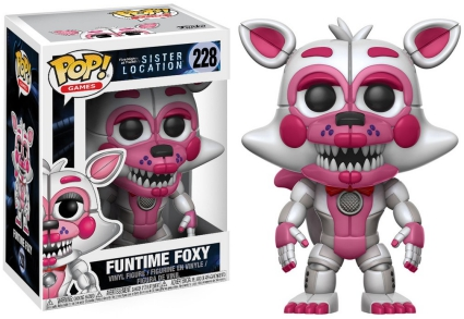 Ultimate Funko Pop Five Nights at Freddy's Figures Checklist and Gallery 35