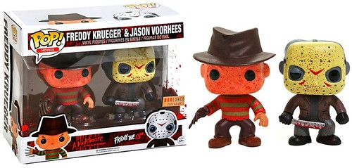 funko pop jason voorhees checklist gallery exclusives list variants