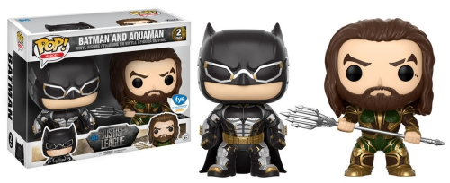 Funko Pop Justice League Vinyl Figures 34