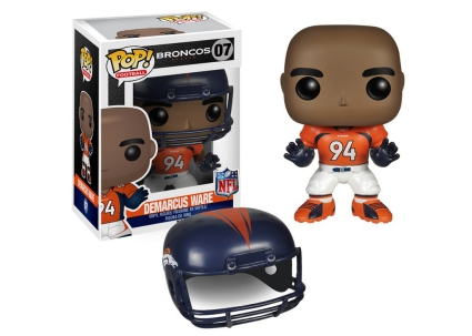 Ultimate Funko Pop NFL Figures Checklist and Gallery 7