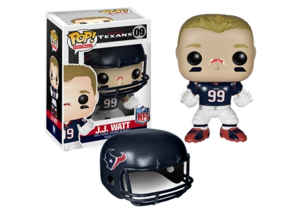 Ultimate Funko Pop NFL Figures Checklist and Gallery 9