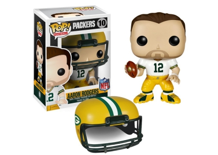 Ultimate Funko Pop NFL Football Figures Checklist and Gallery - 2020 Legends Figures 10