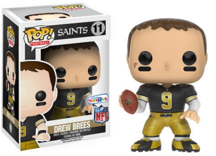 Ultimate Funko Pop NFL Figures Checklist and Gallery 12