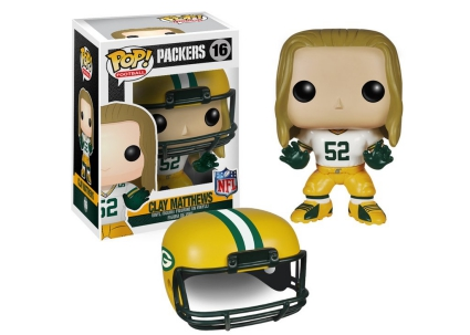 Ultimate Funko Pop NFL Football Figures Checklist and Gallery - 2020 Legends Figures 19