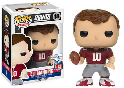 Ultimate Funko Pop NFL Figures Checklist and Gallery 22