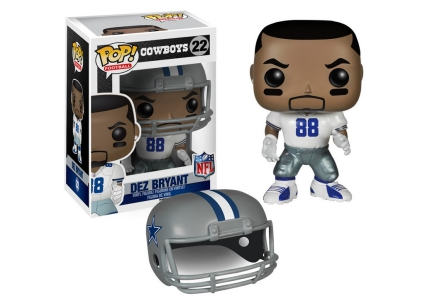 Ultimate Funko Pop NFL Figures Checklist and Gallery 26