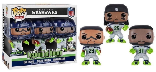 Ultimate Funko Pop NFL Figures Checklist and Gallery 168